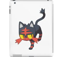 Litten - NEW Pokemon game Starter iPad Case/Skin