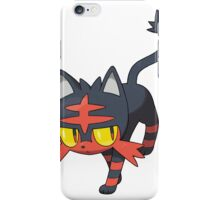 Litten - NEW Pokemon game Starter iPhone Case/Skin