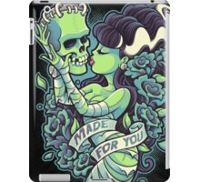 Made For You iPad Case/Skin