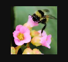 Bee on a Flower I Unisex T-Shirt