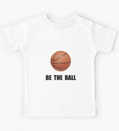 Be Ball Basketball Kids Tee