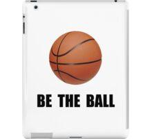 Be Ball Basketball iPad Case/Skin