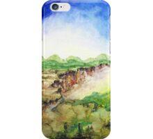 In the Valley Below iPhone Case/Skin