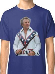 Evel Clipped Classic T-Shirt