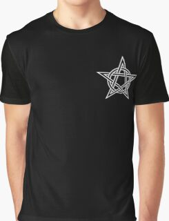 Wiccan Pentacle  Graphic T-Shirt