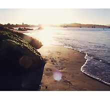 Beach and summer Photographic Print