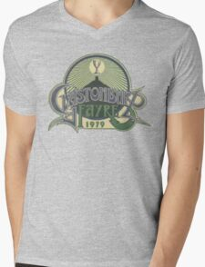 Glastonbury retro vintage design from 1979 festival Mens V-Neck T-Shirt