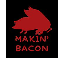 Bacon Lovers Photographic Print