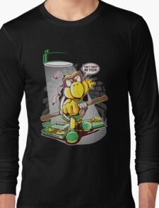 MUTANT NINJA KOOPA Long Sleeve T-Shirt