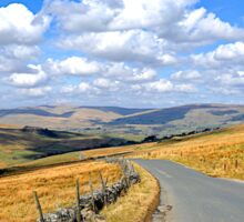 The Yorkshire Dales. Sticker