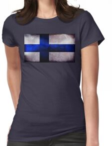 Finland  Womens Fitted T-Shirt