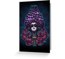 Axiom verge cool gaming Ophelia print Greeting Card