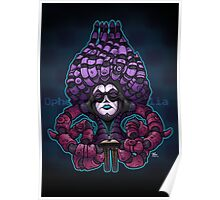 Axiom verge cool gaming Ophelia print Poster