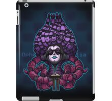 Axiom verge cool gaming Ophelia print iPad Case/Skin