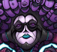 Axiom verge cool gaming Ophelia print Sticker