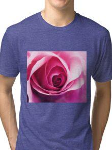 Rosa Rosae Tri-blend T-Shirt