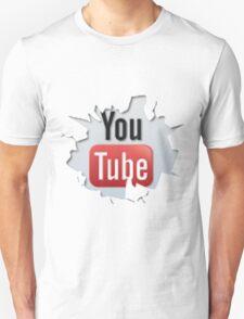 youtube Unisex T-Shirt