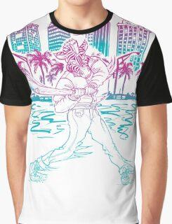 Hotline Miami cool gaming print Graphic T-Shirt