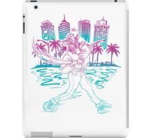 Hotline Miami cool gaming print iPad Case/Skin