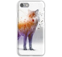 A Wilderness Within / Wolf iPhone Case/Skin