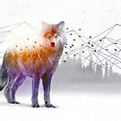 A Wilderness Within / Wolf by soaringanchor
