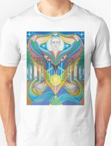 Embraced By The Muse Unisex T-Shirt