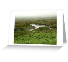 Mist in Ireland Greeting Card