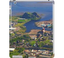 Dumbarton Castle & River Clyde. Scotland iPad Case/Skin