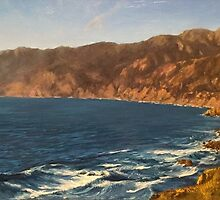 West Coast California by jamescassel