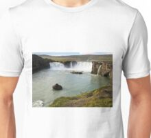 Waterfall Of The Gods Unisex T-Shirt