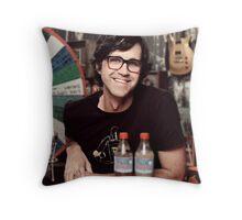 Link Neal Throw Pillow