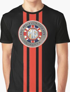 MG cars England Graphic T-Shirt