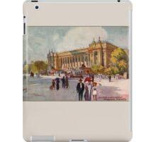 Houses of Parliament Melbourne Australia iPad Case/Skin