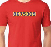 8675309 Unisex T-Shirt