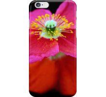 Poppy Petticoat iPhone Case/Skin