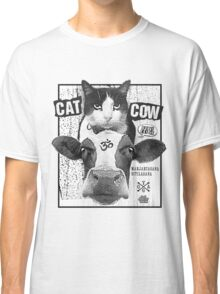 Cat Cow Energy Show Flyer Classic T-Shirt