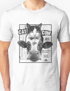 Cat Cow Energy Show Flyer Unisex T-Shirt