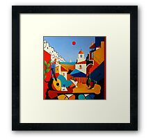 Passion For Life Framed Print