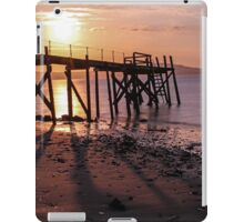 Pier at Holywood, Belfast Lough iPad Case/Skin