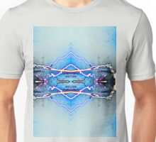 Blue Electric Symphony or The Big Bang Unisex T-Shirt