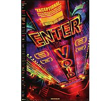 Enter the void Photographic Print