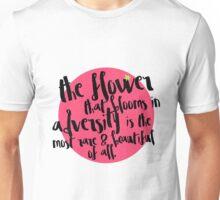 Flower That Blooms Unisex T-Shirt