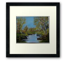 autumn Framed Print