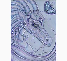 Frosty Lavender dragon by Renee Lavoie Unisex T-Shirt
