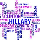 Hillary for President by Beverly Lussier