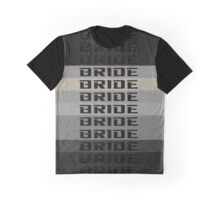 BRIDE BRIDE BRIDE Graphic T-Shirt