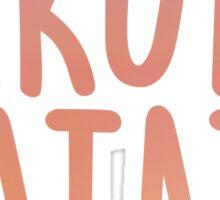 Hakuna Matata 2 Sticker