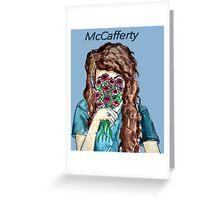 McCafferty - Forest Life Greeting Card