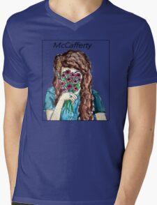 McCafferty - Forest Life Mens V-Neck T-Shirt