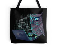 Night Bird Coffee Lover Tote Bag